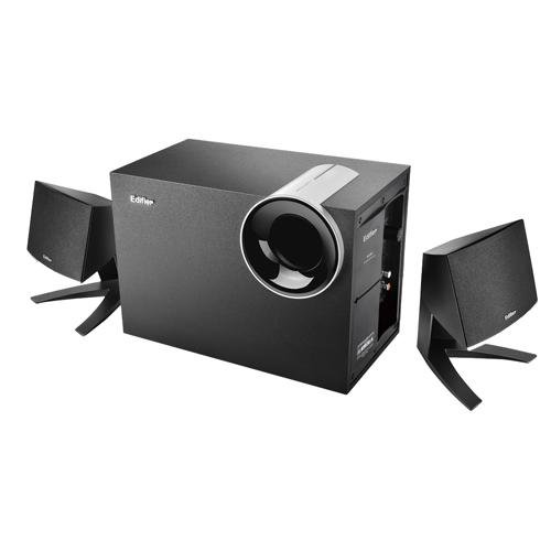 Edifier 2.1 Multimedia Speaker System (3-Piece) Black 5036-MMEL