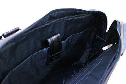 46 notebook business Roncato ufficio 39 58 porta Cartella blu qfXIn