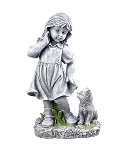 Red Carpet Studios 20506 Statuary Girl with Cat