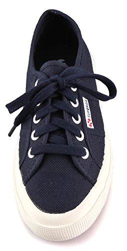 Navy Women's Sneaker Superga Cotu 2750 4wUIA