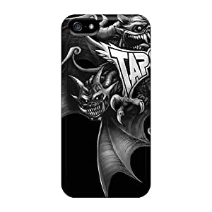 Apple Iphone 5/5s ZVp8246FdKU Custom Fashion Tapout Series Shock Absorbent Hard Cell-phone Case -WandaDicks
