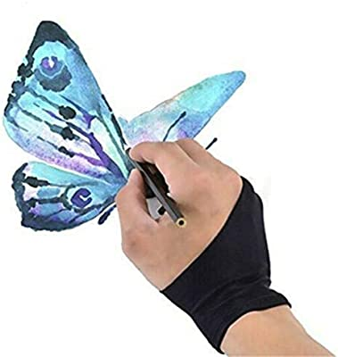 Artist Drawing Anti-dirty Gloves For Graphics Drawing Pen Tablet Tracing Pad