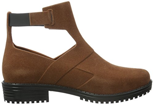 Brown Marron Black Melissa amp; Bottes Femme Bottines nIqAHX07