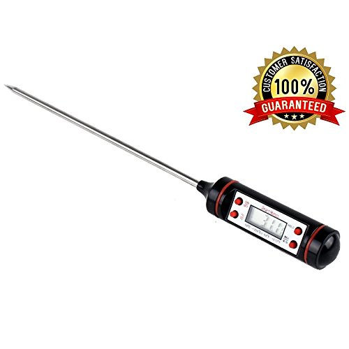 Food processor thermometer digital cooking kitchen meat tools termometro thermometer outdoor oven thermometer (Kenmore Barbecue Gas compare prices)