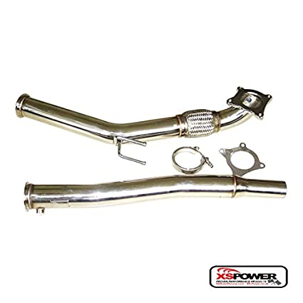 Amazon.com: XS-POWER 2006-2010 VW GOLF GTI JETTA AUDI A3 2.0T FSI TURBO DOWNPIPE PERFORMANCE: Automotive