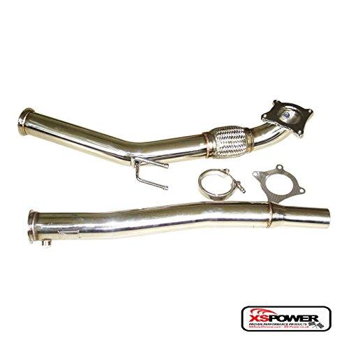 XS-POWER 2006-2010 VW GOLF GTI JETTA AUDI A3 2.0T FSI TURBO DOWNPIPE PERFORMANCE ()