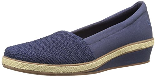 Grasshoppers Women's Grace Fashion Sneaker, Navy, 6.5 N US