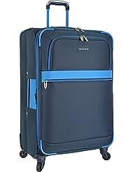 U.S Traveler Alamosa Lightweight Expandable 27 Spinner Luggage, Navy