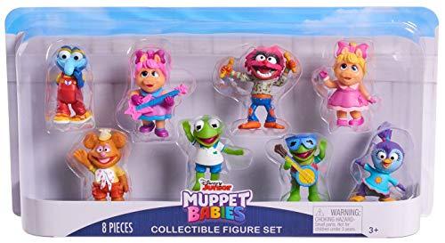 Disney Junior Muppet Babies 8 Set Mini Figure