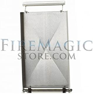 product image for Stainless Steel Lid for Side burner with Hinge Hardware