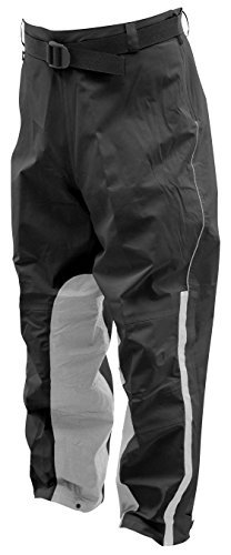 Frogg Toggs NTH85106-01-LG Toadskinz Reflective Pants, Size: Lg, Distinct Name: Black, Gender: Mens/Unisex, Primary Color: Black