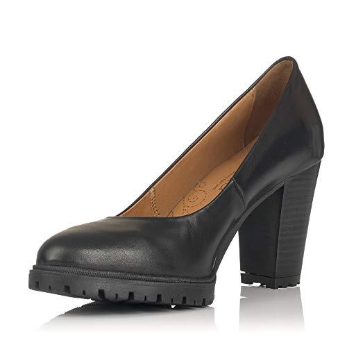 Negros 653 Tacón Modabella De Negro Zapatos 127 gwqtXxTB