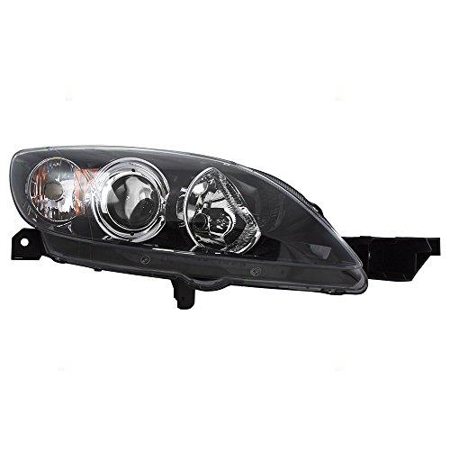 04 mazda 3 hatchback headlamps - 8