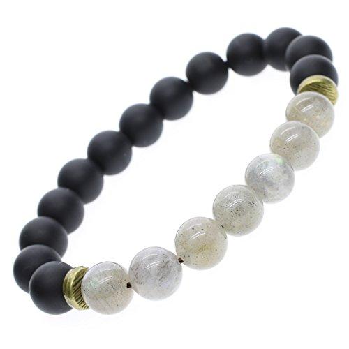 AmorWing Labradorite Spiritual Healing Bracelet