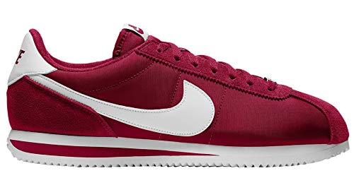 - Nike 819720-603: Mens Cortez Basic Nylon Team Red/White-Team Red Sneaker (11 D(M) US Men)