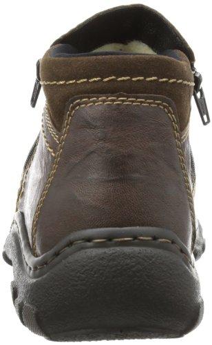 Rieker 07390 - Botas de material sintético hombre marrón - Braun (kastanie/moro 25)
