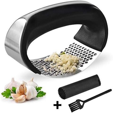Garlic Press Presser Crusher Kitchen New