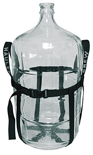 Handle Carboy - Brew Hauler FE338  Nylon carboy carrier