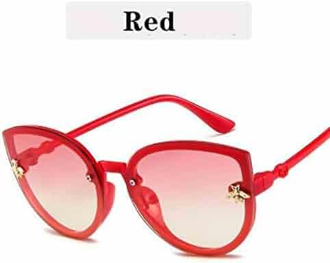 ba2b0c1f75c4 Cat Eye Kids Sunglasses Girls Glasses Frame Children Boys Baby Sunglasses  Eyewear Shades Goggles oculos infantil