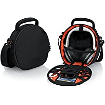 Gator Cases G-Club Series G-CLUB-HEADPHONE Carry Case for DJ Style Headphones/Accessories