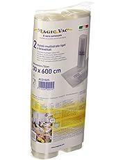 Magic Vac aco1025Bande avec 2Rouleaux, 30cm, 6m