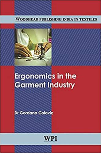Ergonomics in the Garment Industry (Woodhead Publishing