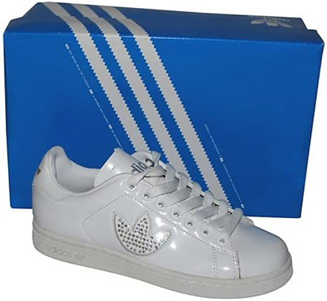 Adidas Originals Mens Stan Smith Crystal Sports Sneakers   Shoes (Size   08)  Amazon.co.uk  Shoes   Bags 66b25451b4