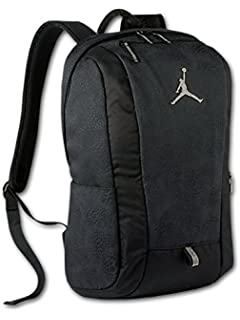 34a6968ea847 Amazon | (Jordan)ジョーダン Photo Reels Backpack リュックサック (黒 ...