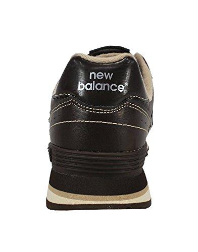 ... New Balance Brune Kvinner Sko W364ldb Klassiske Joggesko
