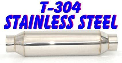 Amazon com: A P  Polished T304 Stainless Steel Glass Pack Hi