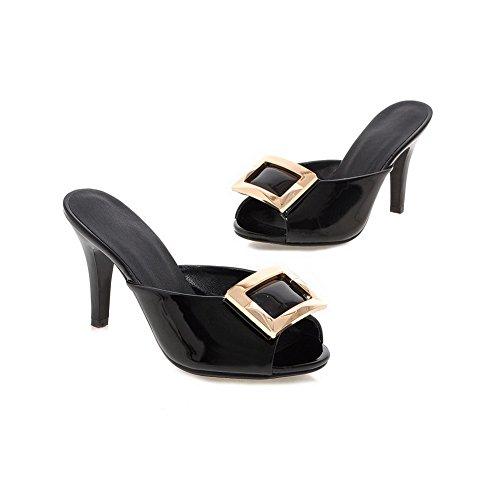 1TO9 , Sandales pour femme Noir