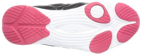 Fitnessschuhe Schwarz 01 white Damen Black Mid Wn's 186872 Outdoor Flextrainer Puma wqvY0FapF
