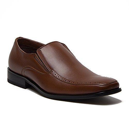 Ferro Aldo Heren 16071 Classic Instappers Loafer Schoenen Bruin