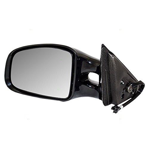 Power Side View Mirror Smooth Driver Replacement for 97-03 Pontiac Grand Prix - Grand Prix Power Mirror Pontiac