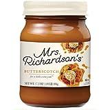 MRS RICHARDSONS TOPPING BTTRSCTCH, 17.5 OZ