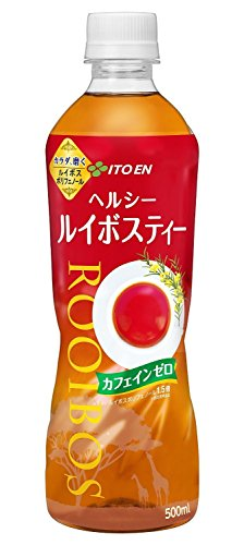 Ito En healthy Rooibos PET500mlX24 this [X2 Case: Total of 48 input] by Ito En