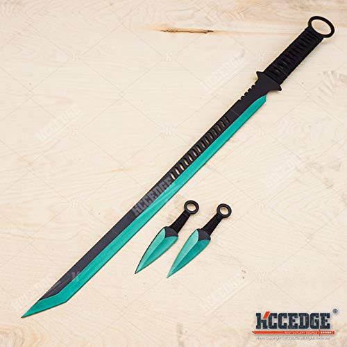 KCCEDGE BEST CUTLERY SOURCE Ninja Costume Katana