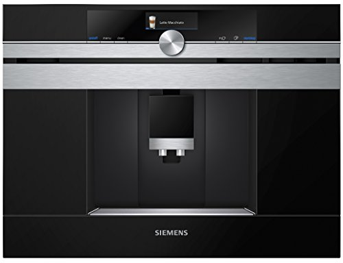 Kaffeevollautomat Wasseranschluss siemens ct636les1 iq700 einbau kaffeemaschine sensoflow system