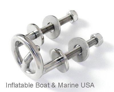 Boat Water Ski Tow Eye Hook Hitch - 2 1/2