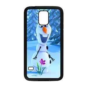 Olaf Samsung Galaxy S5 Cell Phone Case Black XVR