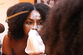 Face Scrub – Exfoliating Avocado Vitamin E Scrub -Face Hand Renewal Cream – Hemp Grape Seed Oils. 96 Natural