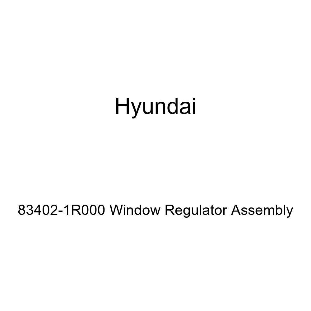 Genuine Hyundai 83402-1R000 Window Regulator Assembly