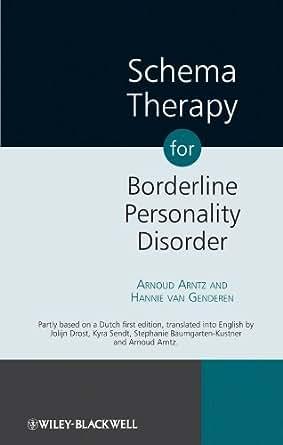 Amazon.com: Schema Therapy for Borderline Personality Disorder eBook