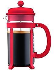 Bodum 1903-01 Java koffiezetapparaat, 3 kopjes, meerlaags, 7,5 x 13,5 x 18,9 cm