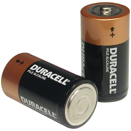 Duracell C Alkaline Batteries 10 Year: 14-Pack