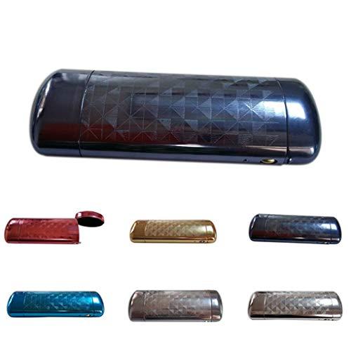 Treillis Ben Pousser Verres Couleur Portable Optiques De Aluminium Lunettes Boîte Box Solide Modèles Protection Boîtier gi raw1aqI