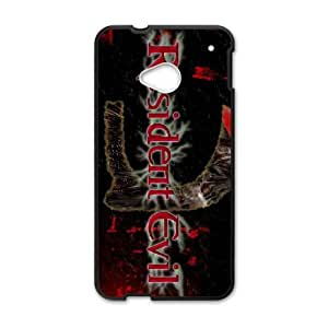 HTC One M7 Phone Cases Black Resident Evil ERG724384