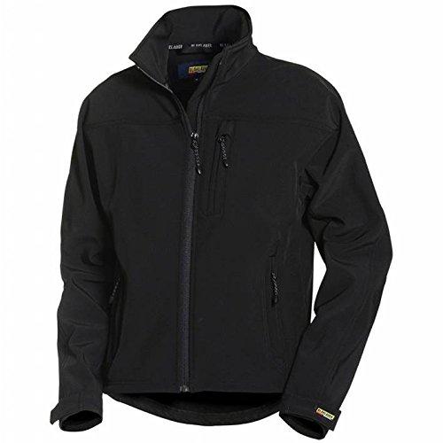 Blakläder 484625159900S Damen Jacke Softshell  Größe S in schwarz Small