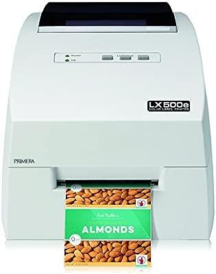 PRIMERA LX500e - Impresora de Etiquetas (Inyección de Tinta ...