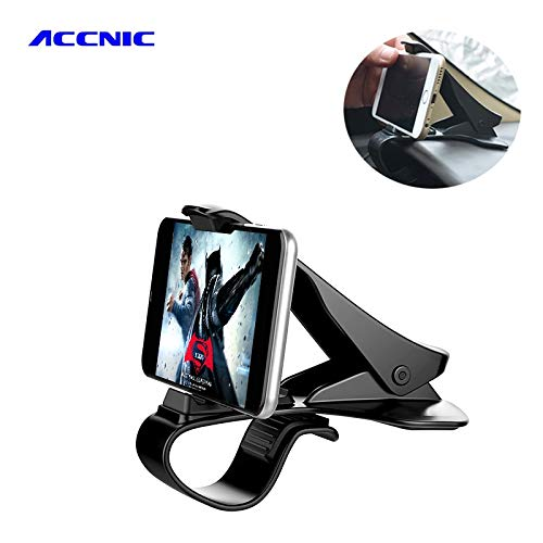 Universal Adjustable Car Phone Holder Dashboard Mount Phone Holder for Mobile Smart Cell Phone GPS Stand Clamp Clip Bracket
